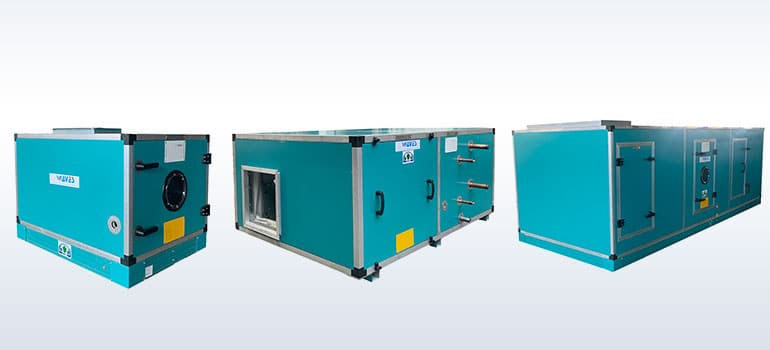 Waves Aircon Pvt Ltd is building Air handling units for hospitals to fight COVID-19